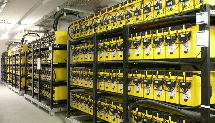 BACS Battery Conditioning System