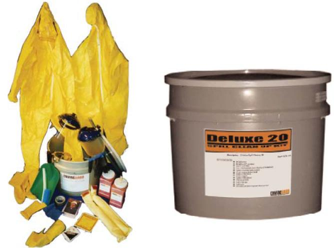 Spill Clean Up Kit - 20 Gallon