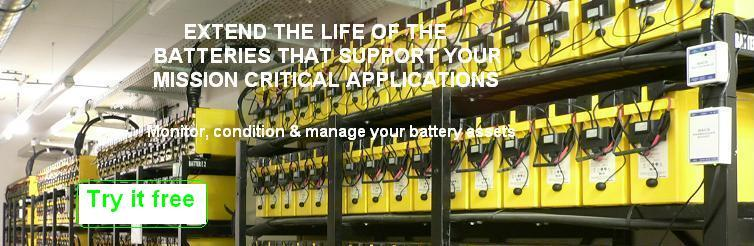 BACS/Generex Battery Monitoring and Conditioning System: Try it free