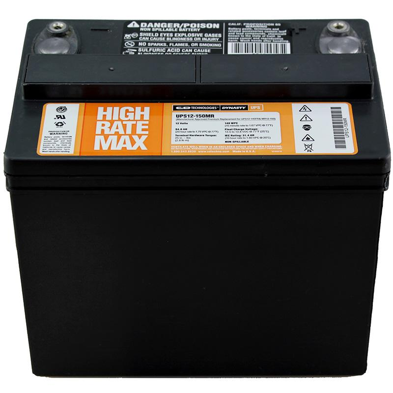 Battery Replacement for UPS